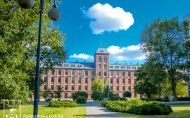 Lodz University of Technology: campus B