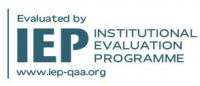 IEP Institutional Evaluation Programme logotyp