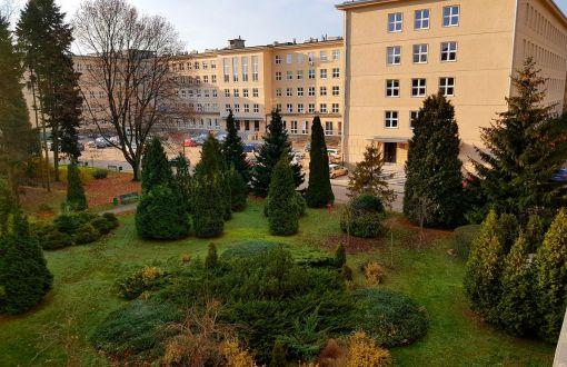 Budynek Wydziału Technologii Materiałowych i Wzornictwa Tekstyliów PŁ