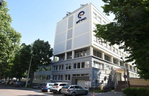 Budynek Wydziału EEIA na PŁ, fot. Jacek Szabela