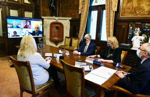 Na PŁ podpisanie umowy o podwójnym dyplomie z uczelnią francuską ENSAM, fot. Jacek Szabela