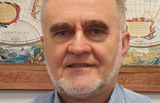 Prof. Ryszard Pawlak z PŁ, fot. arch. prywatne