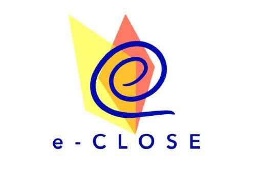 projekt e-CLOSE logo