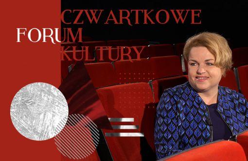 Katarzyna Bosacka gościem CFK PŁ