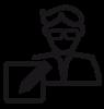 grafika pracownik