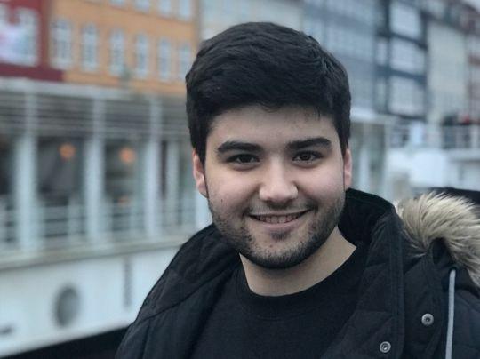 Karim Otrok, Student of TUL