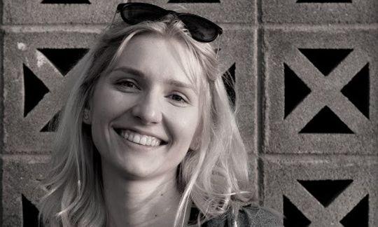 Aleksandra Ołowska, Student of TUL